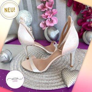 Elegant - sexy & neu - High Heel Sandaletten Gr .42