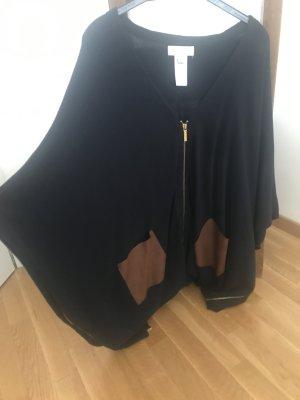 Elegant -sportlicher Poncho Damen