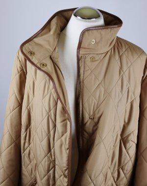 Manteau matelassé multicolore polyester