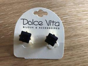 Dolce Vita Ear stud black-gold-colored