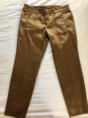 Drykorn 7/8-broek brons-zandig bruin Polyester