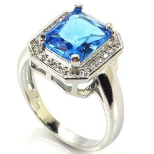 Elegante 925 silber ring