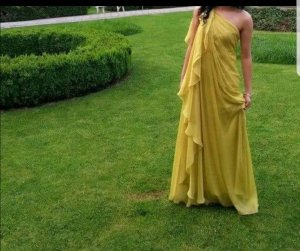 Elegante Abendkleid