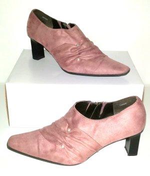elegante Ankle Boots - Pumps mit Perlenspange von Marco Tozzi Gr.39