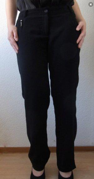 Elegante Anzughose True Vintage Schlaghose Bootcut Wide Leg 90s Grunge Edgy