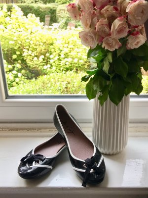 Miss Sixty Patent Leather Ballerinas multicolored