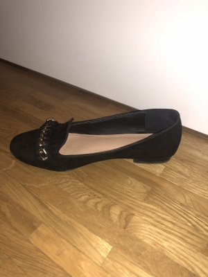 H&M Ballerines Mary Jane noir