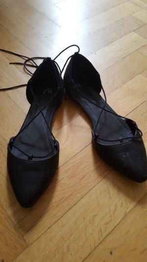 Anna Field Ballerine à bride arrière noir