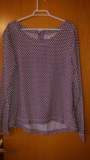 Hilfiger Denim Blusa ancha rosa claro-púrpura