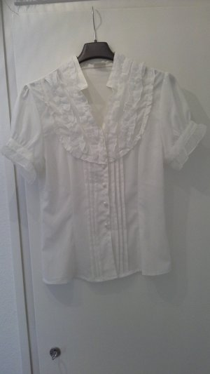 Blouse Dress natural white