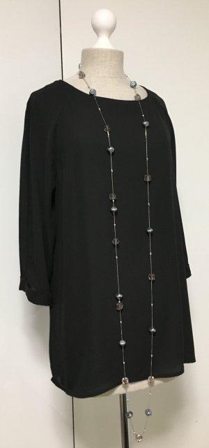 Elegante Bluse in schwarz