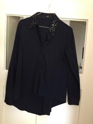 elegante Bluse mit außergewöhnlichem Schnitt