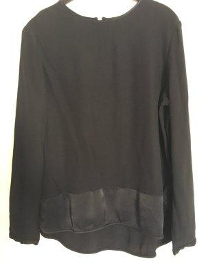 Elegante Bluse mit Reißverschluss