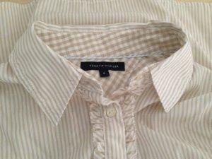 elegante Bluse mit Rüschen