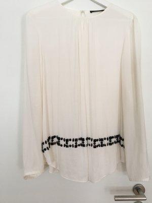 Elegante Bluse von Esprit cremefarben