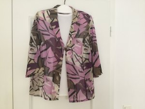 Hermann Lange Blouse Jacket multicolored polyester