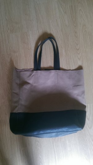 Atmosphere Bolso business negro-beige