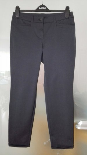 Cambio Five-Pocket Trousers dark blue