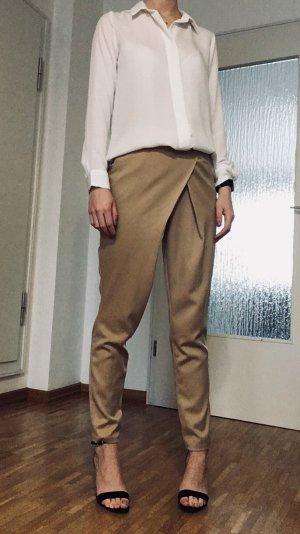 Elegante Chino Hose beige