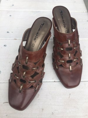 Elegante Echt Leder Sandalen