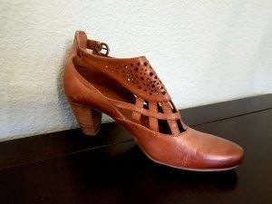 Tamaris Chaussure à talons carrés multicolore cuir