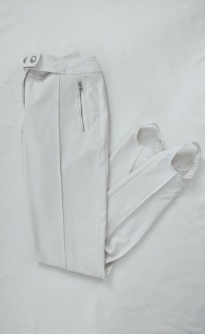 Escada Sport Strapped Trousers white-natural white