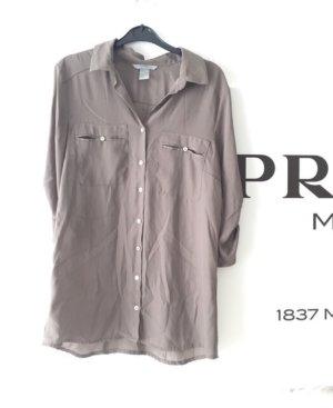 Elegante H&M Bluse Grau