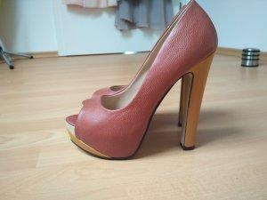 Elegante High Heels in Gr. 38 mit hohen Absätzen