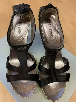 Cafènoir High Heel Sandal black