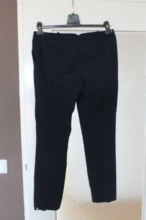 Promod Wollen broek donkerblauw