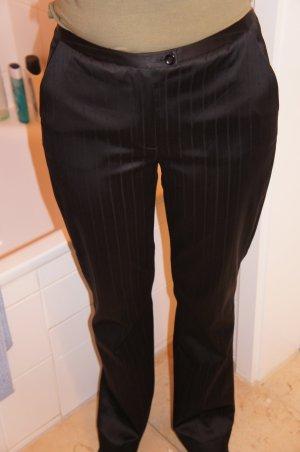 Elegante Hose More & More schwarz 38 wie neu