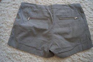 United Colors of Benetton Pantalone corto bianco-grigio