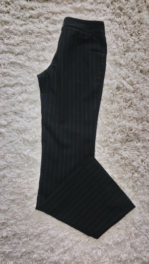More & More Woolen Trousers black wool