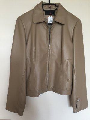 Elegante Jacke aus weichem Nappaleder