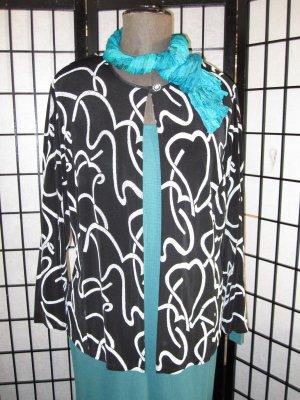 Elegante Jacke mit etwas Glitzer