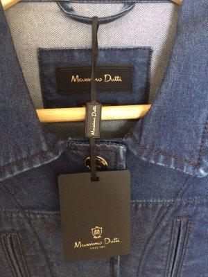 elegante Jeansjacke von Massimo Dutti