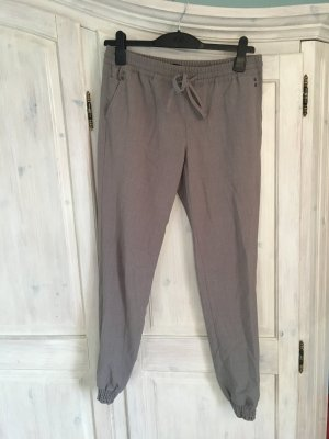 Sublevel Pantalon large gris clair