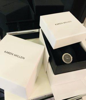 Elegante Karen Millen Armbanduhr