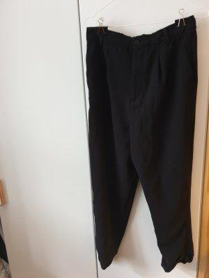 Zara Pantalón de pinza alto negro