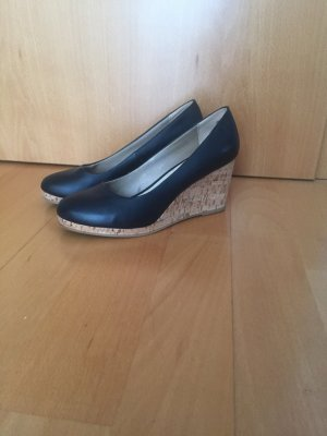 Ariane Wedge Pumps black