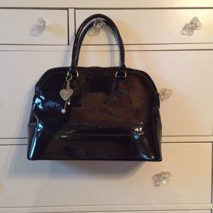 Elegante Lack Handtasche