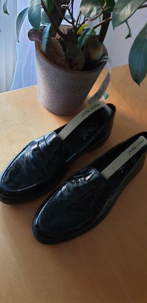 elegante Lack Slipper