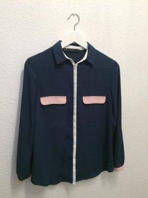 Elegante Langarm-Bluse
