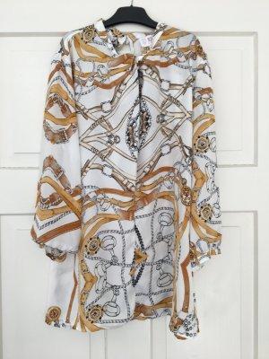 Elegante Lange Bluse