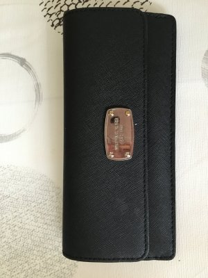 Michael Kors Wallet black leather