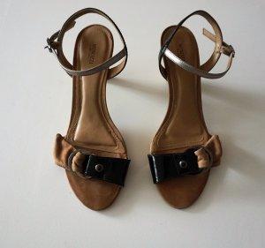 elegante Ledersandaletten, Riemchen-Sandaletten von Humanic