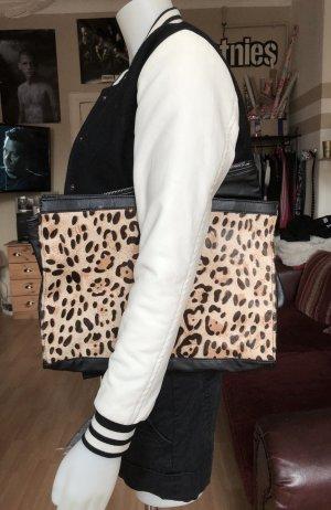 Elegante Leoparden Clutch