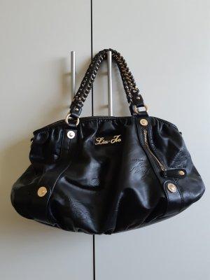 Elegante Liu Jo schwarze Handtasche