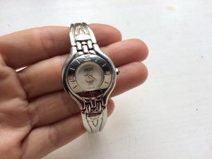MCM Self-Winding Watch silver-colored