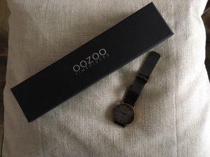 Oozoo Montre avec bracelet métallique multicolore